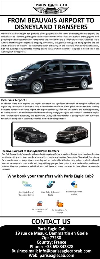 From Beauvais airport to Disneyland transfers.jpg by Pariseaglecab