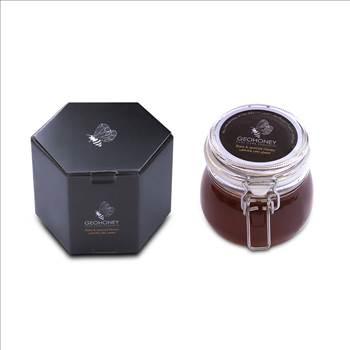 Black Bitter Honey - 350g - GeoHoney.jpg by geohoney