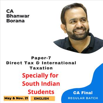 Discover the Best CA Bhanwar Borana Pen Drive Classes and Video Lectures - Coursetrail by coursetrail