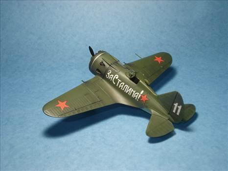 1-48 Polikarpov I-16 007.jpg by Bill Bunting