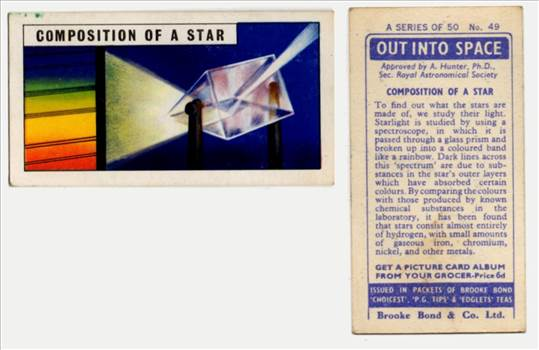 Brooke Bond Out Into Space #49 Compostion Of A Star CC0260.jpg by whitetaylor