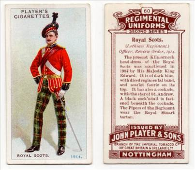 Players Regimental Uniform #60 Royal Scots CC0158.jpg by whitetaylor