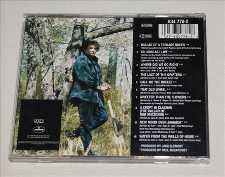 PW-DCD-0001 - Johhny Cash - Water From The Wellls Of Home (2).JPG by whitetaylor