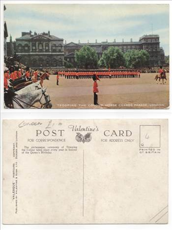 Trooping the Colour Horse Guards Parade PW174.jpg by whitetaylor