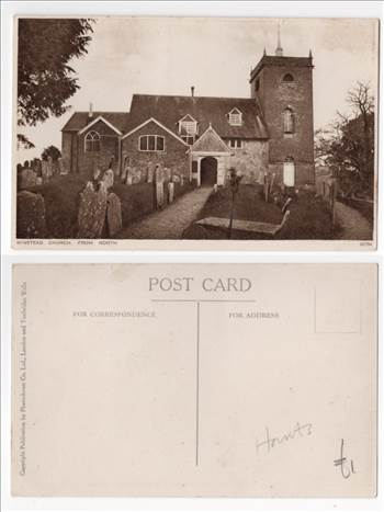 Minstead Church From North PW0887.jpg by whitetaylor