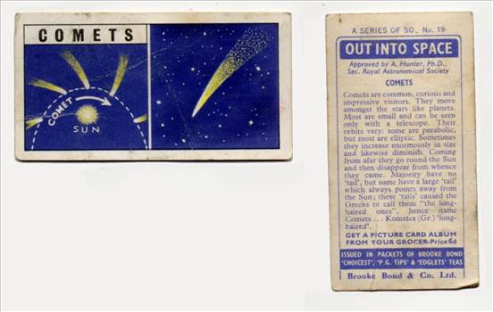Brooke Bond Out Into Space #19 Comets CC0245.jpg by whitetaylor