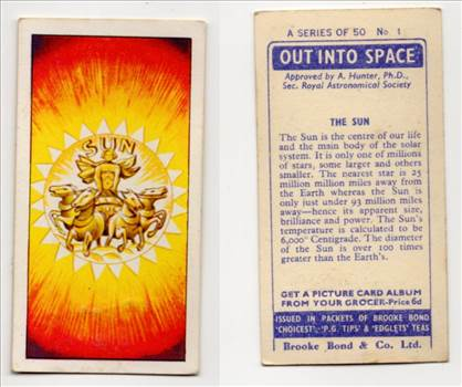 Brooke Bond Out Into Space #01 The Sun CC0240.jpg by whitetaylor