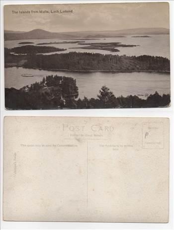 Islands From Multa Loch Lomond PW049.jpg by whitetaylor