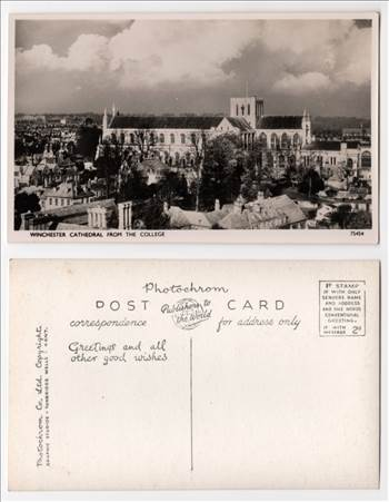 Winchester Cathedral From The College PW0937.jpg by whitetaylor