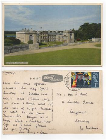 Woburn Abbey East Front JW050.jpg by whitetaylor