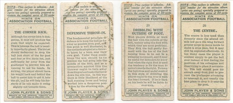 Players Hints On Association Football Back CC0269.jpg by whitetaylor