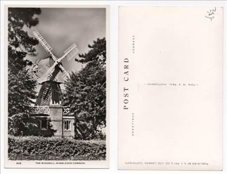 Wimbledon Common Windmill PW0944.jpg by whitetaylor