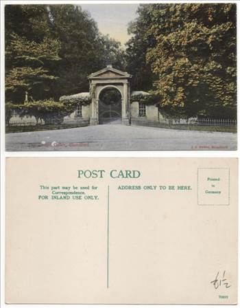 The Lodge Gates Blandford PW0773.jpg by whitetaylor