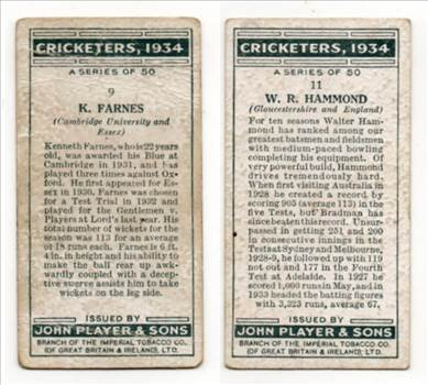 Players Cricketers 1934 Back CC0262.jpg by whitetaylor