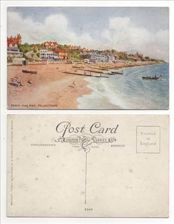 Felixstowe Beach From Pier PW0661.jpg by whitetaylor