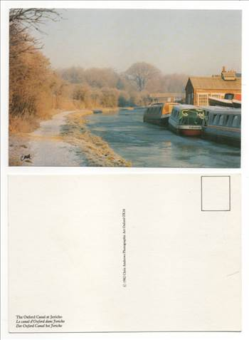 Oxford Canal At Jericho PW0601.jpg by whitetaylor