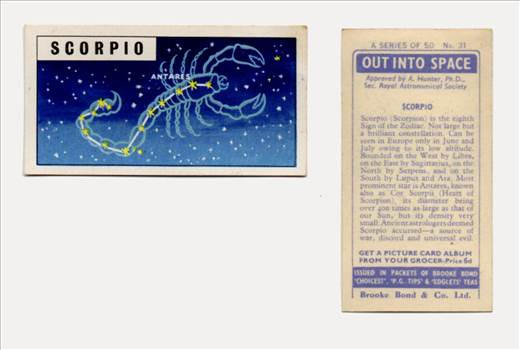 Brooke Bond Out Into Space #31 Scorpio CC0251.jpg by whitetaylor