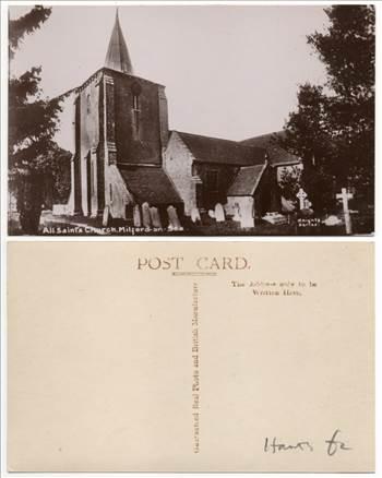 All Saints Church Milford On Sea PW0836.jpg by whitetaylor