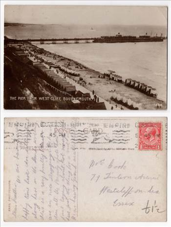 Bournemouth Pier From West Cliff PW0881.jpg by whitetaylor