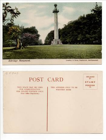 Ashridge Monument PW460.jpg by whitetaylor