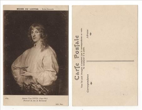 Portrait du  Duc de Richmond MR109.jpg by whitetaylor