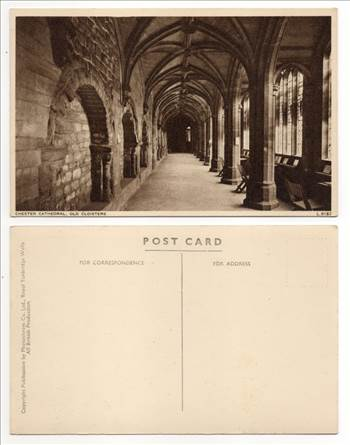 Chester Cathedral Old Cloisters PW0607.jpg by whitetaylor