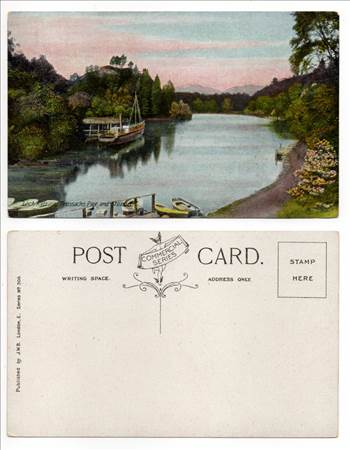 Loch Katrine Trossachs Pier and Steamer PW433.jpg by whitetaylor