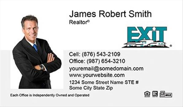 6Exit Realty Business Cards.jpg by Surefactor
