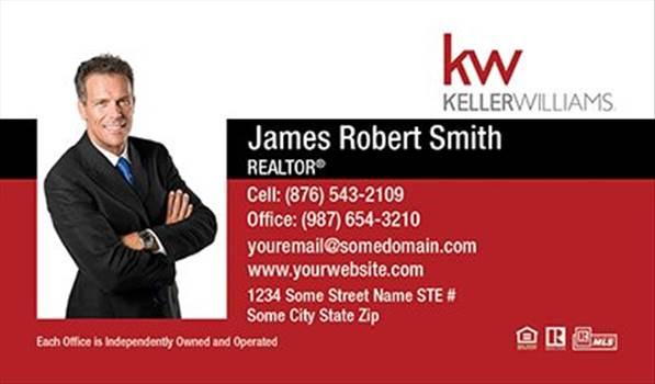 5Keller Williams Business Card Templates.jpg by Surefactor
