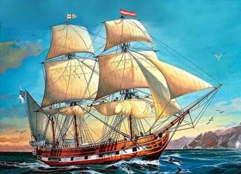 HMS-Beagle.jpg by frankbunce