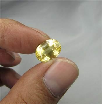 IMG_7495_8-34Cts_Yellow_Sapphire.jpg by shreekrishnagems