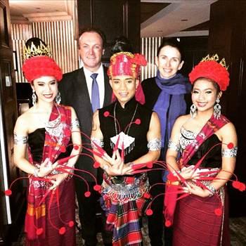 Hippodrome Casino Celebrated Thai New Year by hippodromecasino