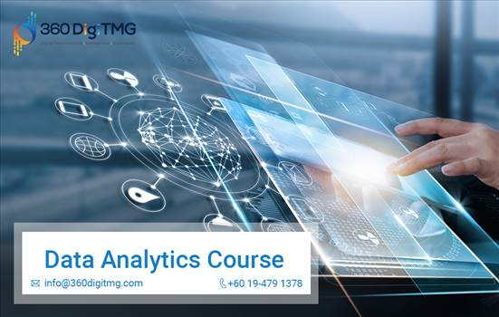 Many students at 360DigiTMG learn better and faster when working during the data analytics program, we encourage collaborative learning. You can work together in a study group of students to discuss class materials, assignments, and projects. However, eac