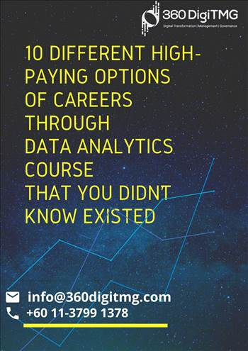 10 different high-paying options of Careers through Data Analytics Course that you didn't know existed.jpg by 360digitmg02