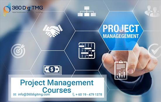 Top PMP Certification Course Training Institute in  Malaysia. 360DigiTMG is the Best Project Management Professional Training Institute In Malaysia. Our project managers transform potential into real life.