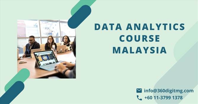 Best Data Analytics Certification Course Training Institute in Malaysia: 360DigiTMG is the best Data Analytics using Python Training Institute In Malaysia providing Data Analytics Training Classes by real-time faculty with course material.