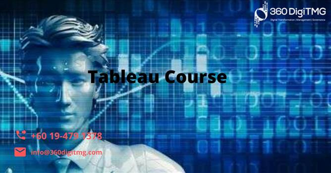 Tableau has 3 days of the program, it has 24 hours of duration. Tableau has a blending and is introduced to different product versions of the software which have made it the No.1 choice for business intelligence and analytics.