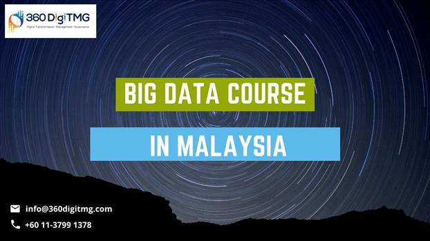 Best Big Data Course Training in Malaysia with Certification, Provided By Expert Level Professionals. Learn Hadoop, Spark From Industry Experts With real-life Projects.