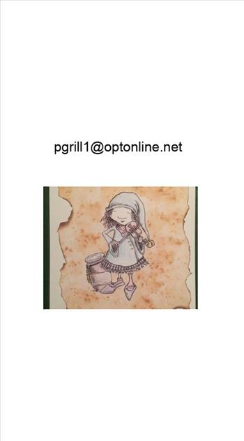 Little Girl Violin Email.jpg by PhilFiddle