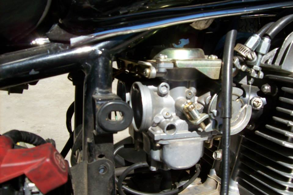 Going from single to dual carbs - Honda Rebel Forum