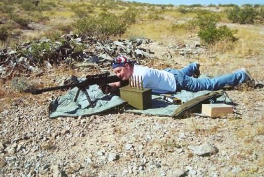 Barret .50 BMG by ShadowShack