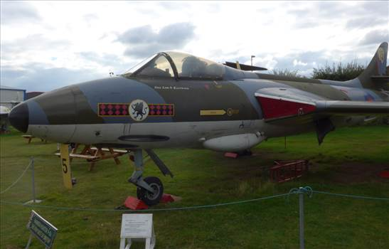 Hawker Hunter (1).JPG by Gorbygould