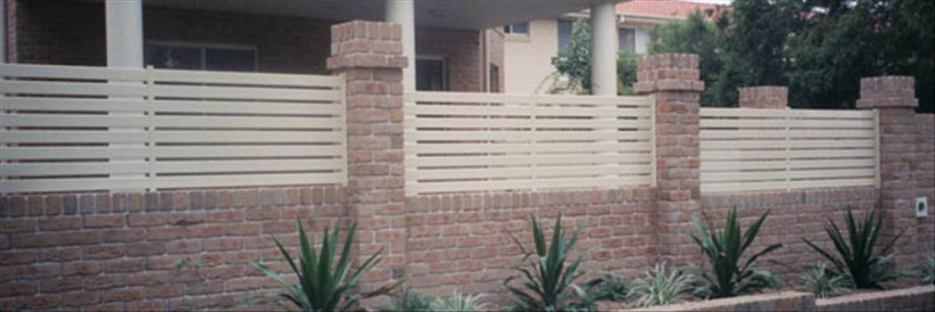 Aluminium Fencing by Trimlite