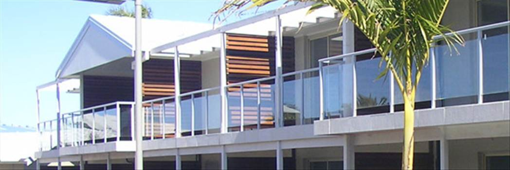 Glass Balcony Balustrades by Trimlite