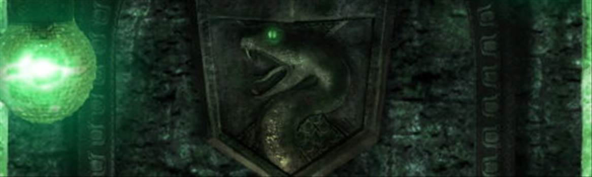 ENTRANCE TO SLYTHERIN TYPE HOUSE.jpg by CraftyQueen