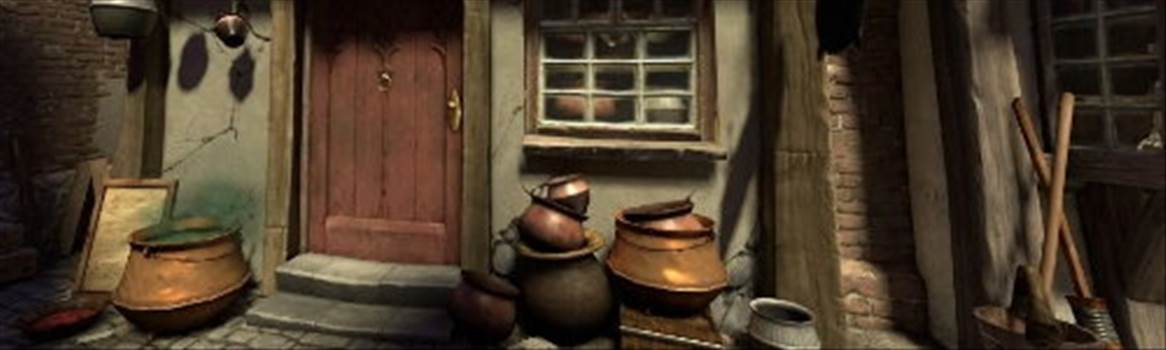 Ye Olde Cauldron Shoppe.jpg by CraftyQueen