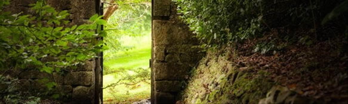 entrance to secret garden.jpg by CraftyQueen