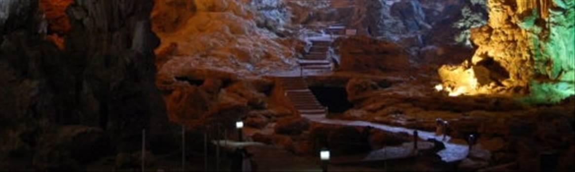 DRAUGABRUNNUR cave.jpg by CraftyQueen