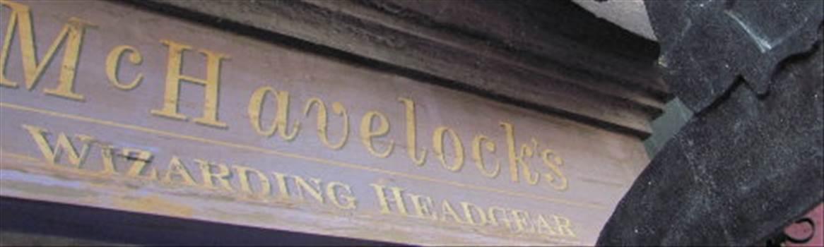 McHavelock's Wizarding Headgear.jpg by CraftyQueen