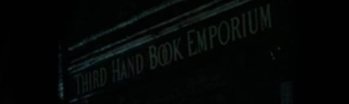 Third Hand Book Emporium.jpg by CraftyQueen